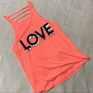 Victoria Secret Workout Tank Top